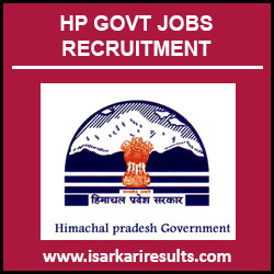 NHM HP Recruitment