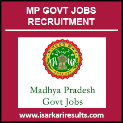ESIC MP Recruitment