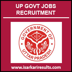 UP Panchayati Raj vacancy