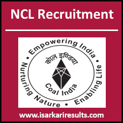 NCLCIL Recruitment