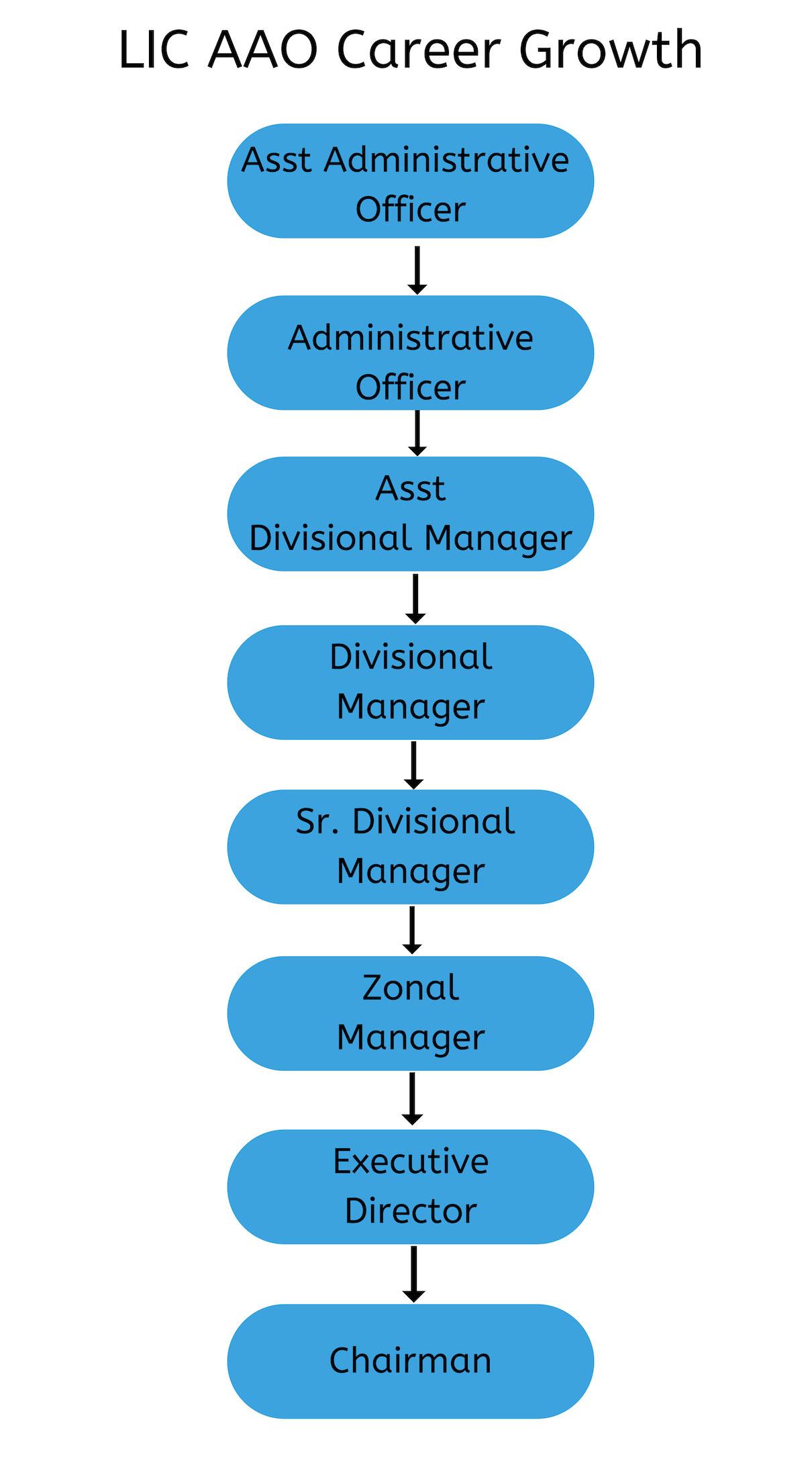 LIC AAO Career Path