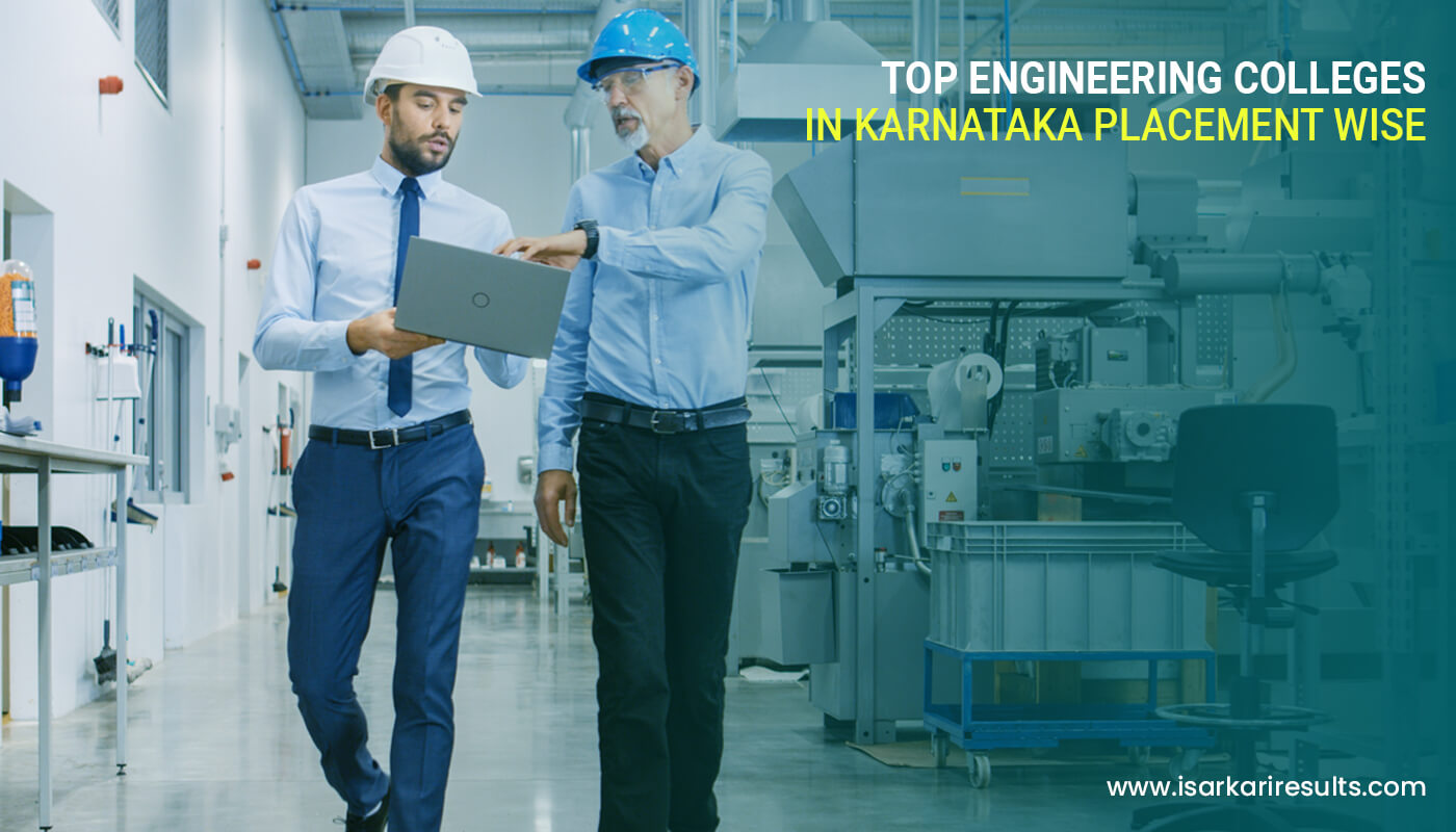 Top Engineering Colleges in Karnataka Placement Wise