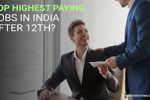 Highest Paying Jobs in India after 12th