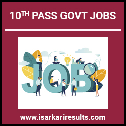 10th Pass Govt Jobs 2019-20 | Apply Online for 32,845 10th